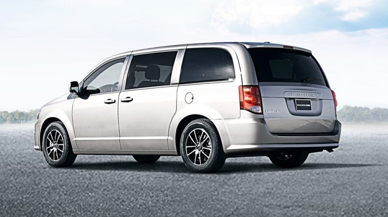 Fort Wayne IN - 2019 Dodge Grand Caravan's Overview