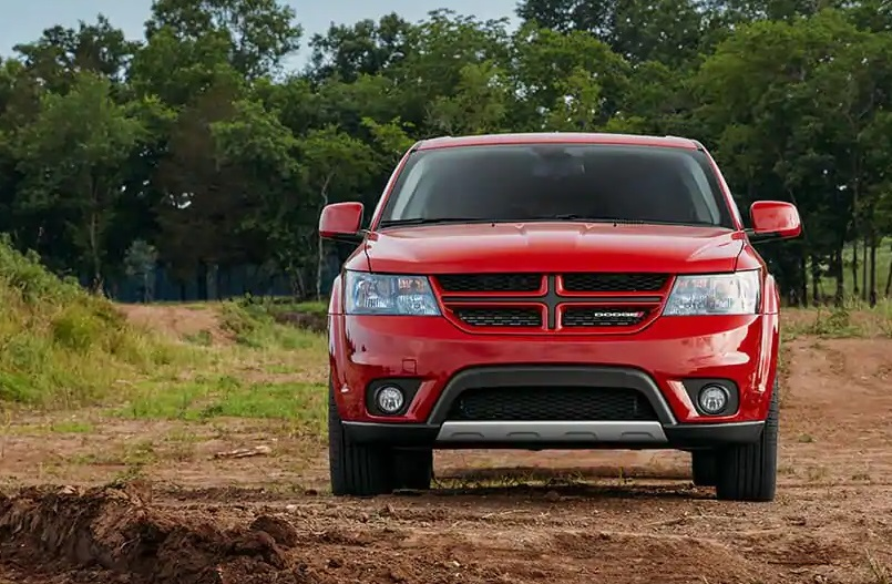 Albuquerque NM - 2019 Dodge Journey's Exterior