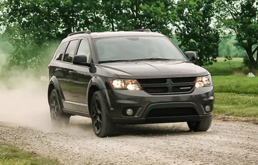 Albuquerque NM - 2019 Dodge Journey SE's Exterior