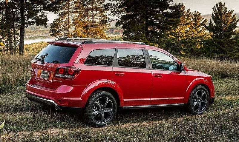 Andrews TX - 2019 Dodge Journey SE's Mechanical