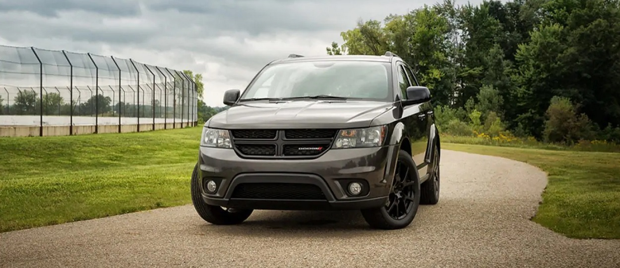 Test Drive the 2019 Dodge Journey in Albuquerque NM