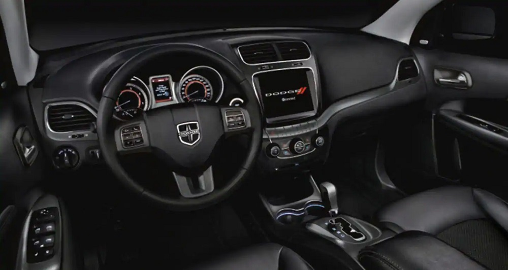 Dubuque IA - 2019 Dodge Journey Interior