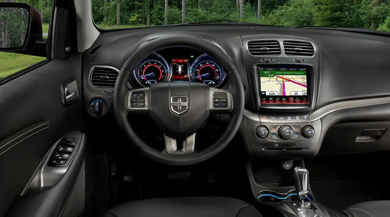 Albuquerque NM - 2019 Dodge Journey SE's Interior