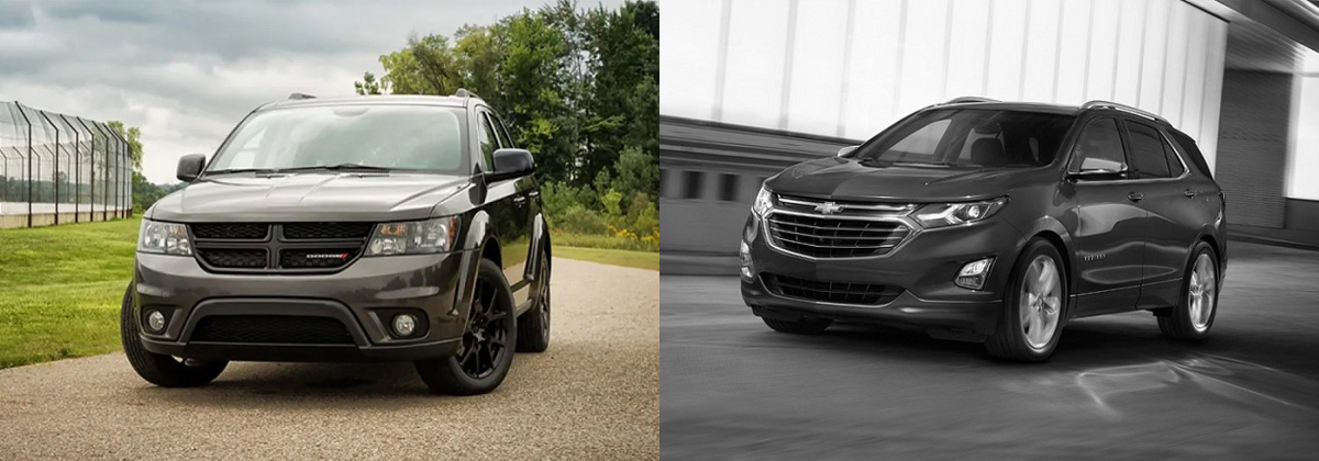 2019 Dodge Journey vs 2019 Chevrolet Equinox - Albuquerque NM