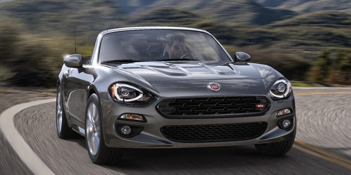 Fiat Dealer near Los Lunas NM - 2019 Fiat 124 Spider
