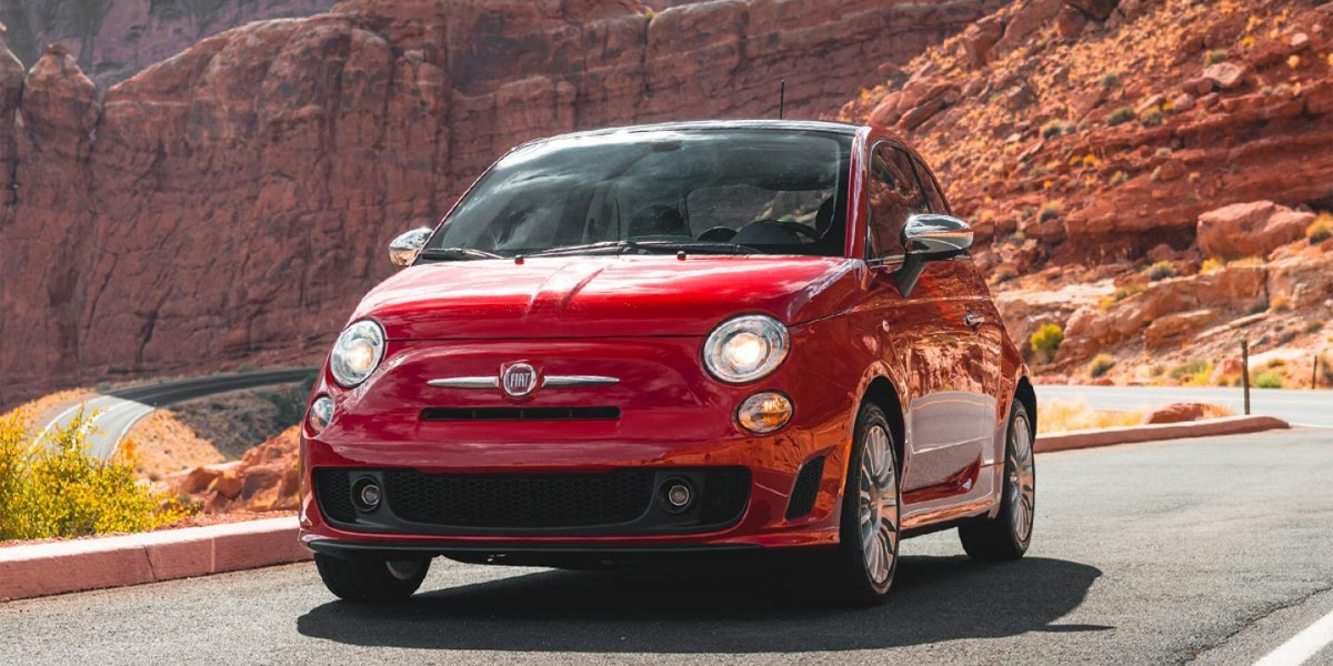 Albuquerque NM - 2019 FIAT 500's Overview