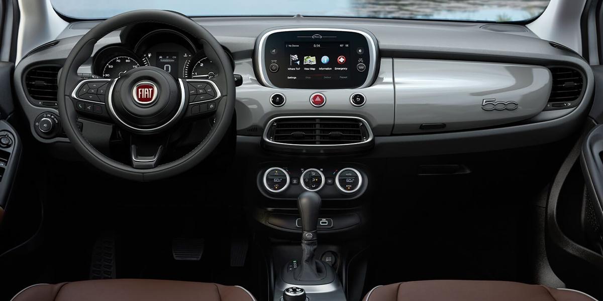 Albuquerque NM - 2019 FIAT 500X's Interior