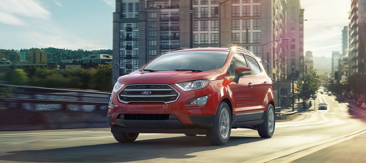 2019 Ford EcoSport in Maquoketa Iowa