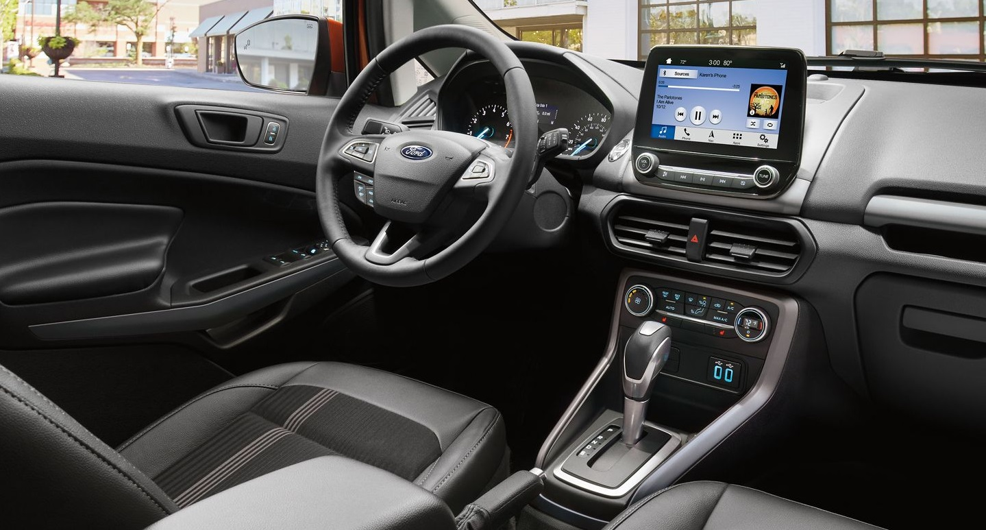 Platteville WI - 2019 Ford EcoSport Interior