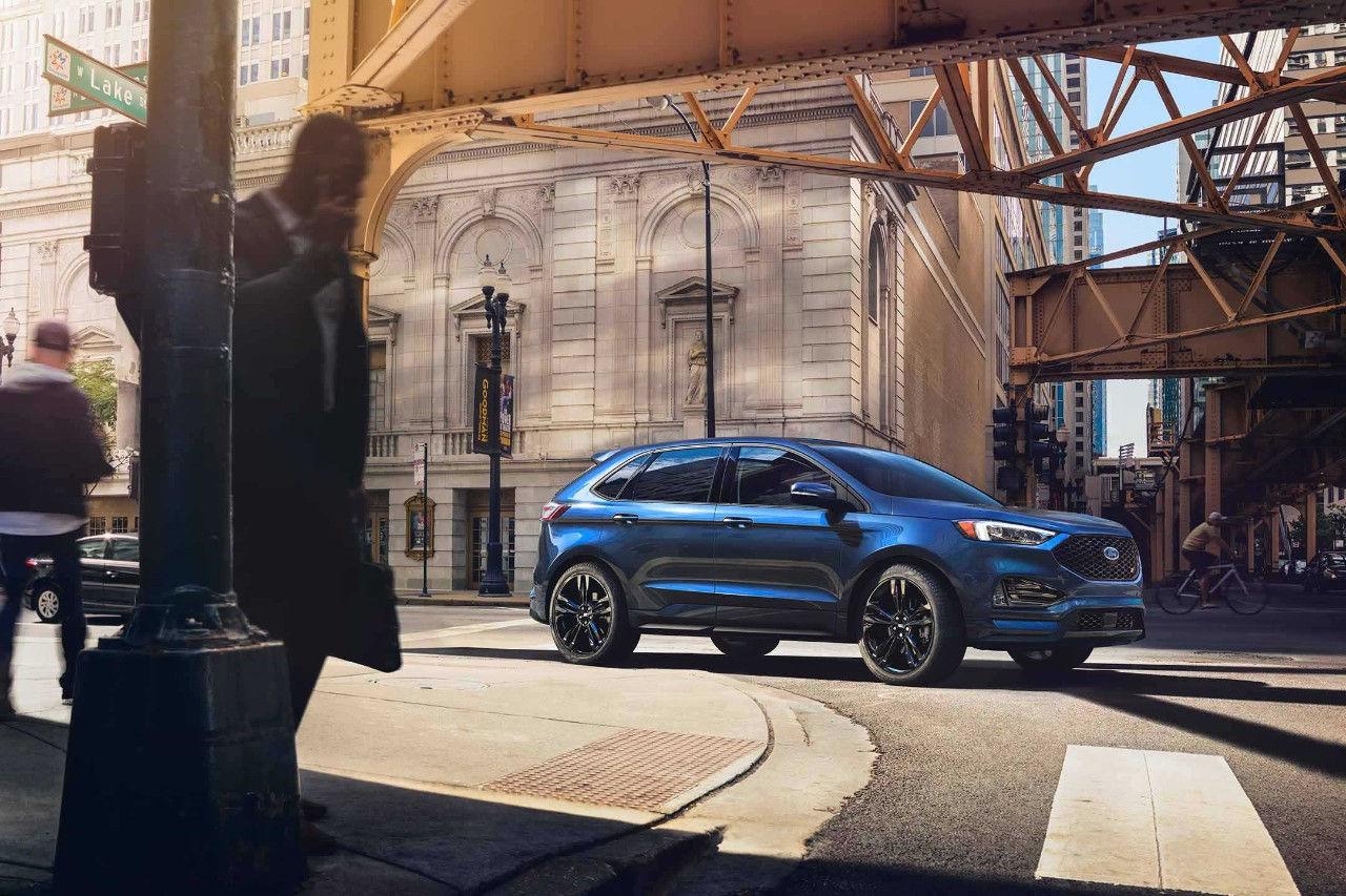 Bettendorf IA - 2019 Ford Edge Exterior