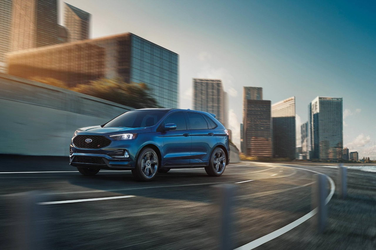 Platteville WI - 2019 Ford Edge Overview