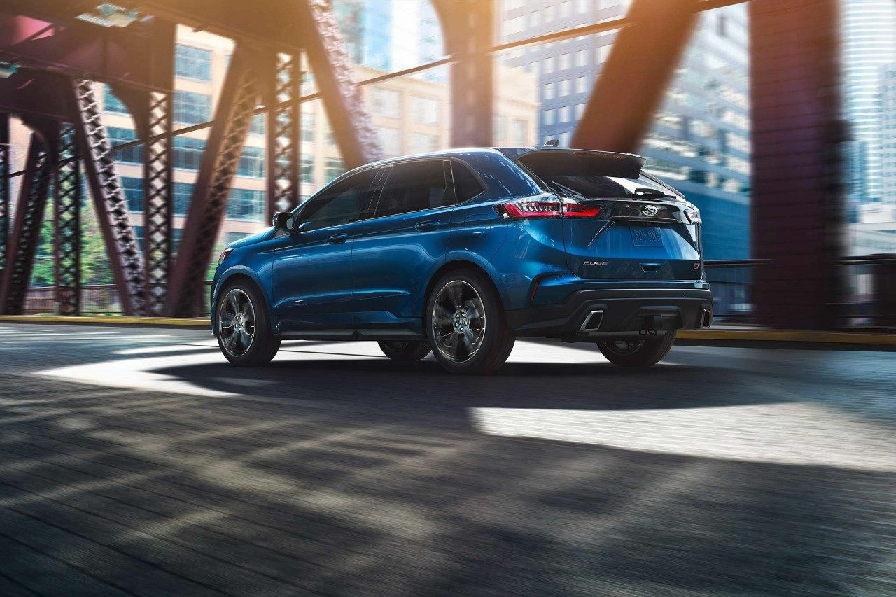 Maquoketa Iowa - 2019 Ford Edge Exterior
