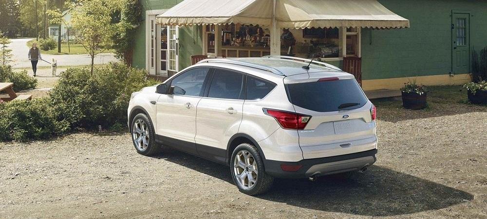Maquoketa IA - 2019 Ford Escape Exterior