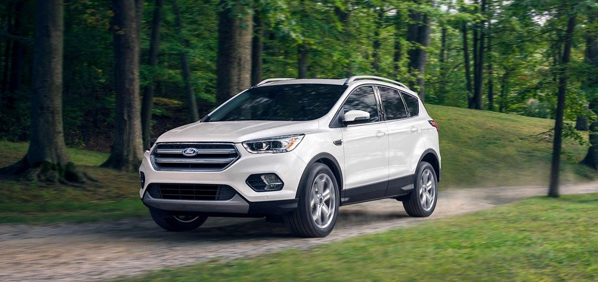 Davenport Area 2019 Ford Escape