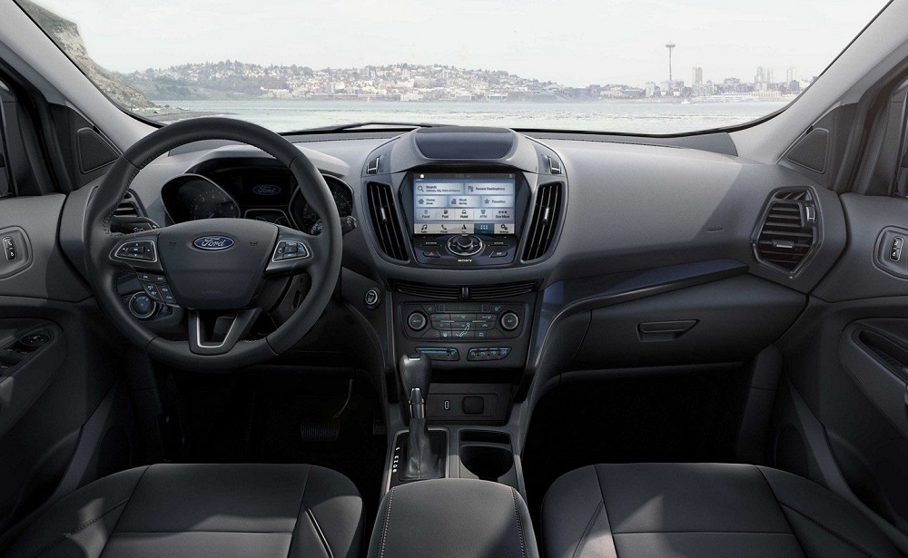 Southfield MI - 2019 Ford Escape's Interior