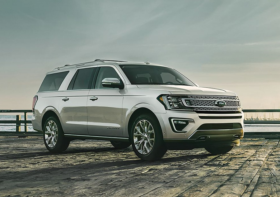 Maquoketa IA - 2019 Ford Expedition Overview