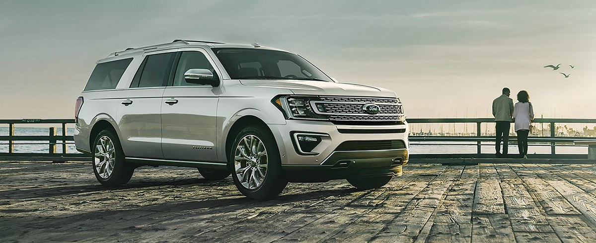 Clinton Area 2019 Ford Expedition