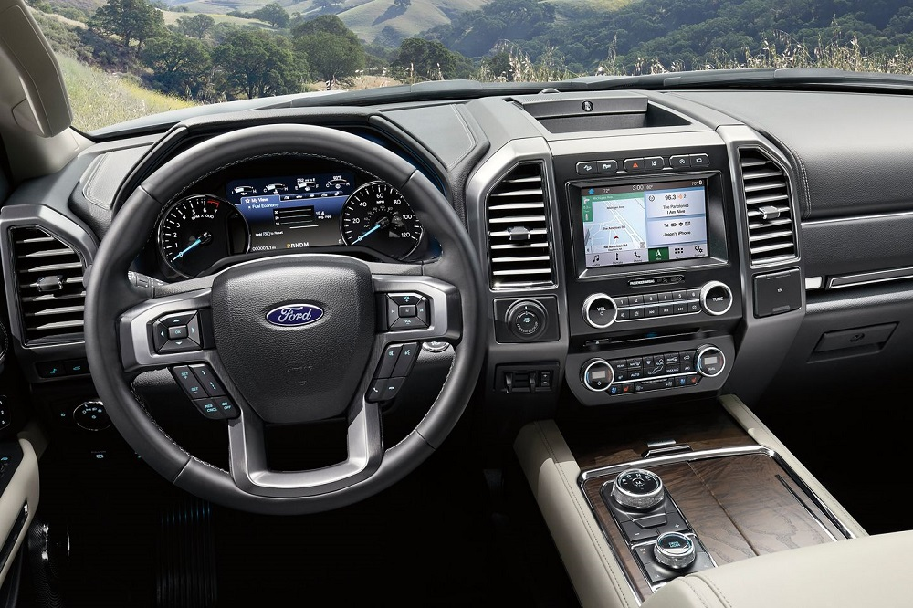 Platteville WI - 2019 Ford Expedition Interior