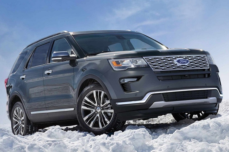 Maquoketa IA - 2019 Ford Explorer Mechanical