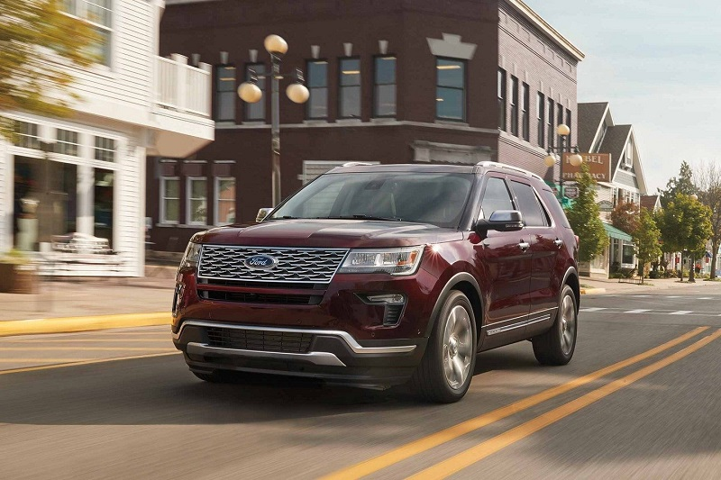 Southfield MI - Ford Explorer's Mechanical