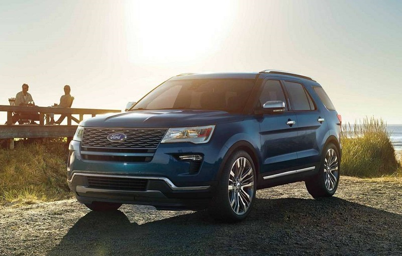 Southfield MI - Ford Explorer's Overview