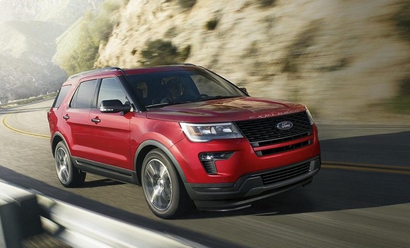 Davenport IA - 2019 Ford Explorer Mechanical