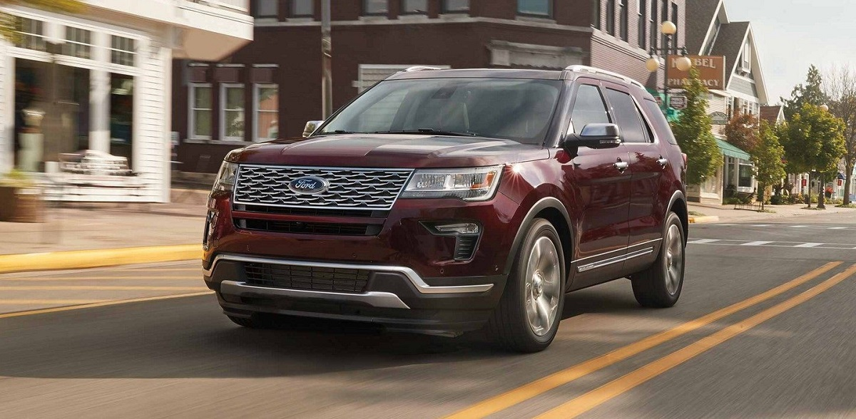 Maquoketa IA - 2019 Ford Explorer Overview