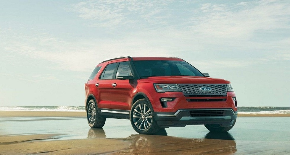 Ford dealership in Maquoketa Iowa - 2019 Ford Explorer