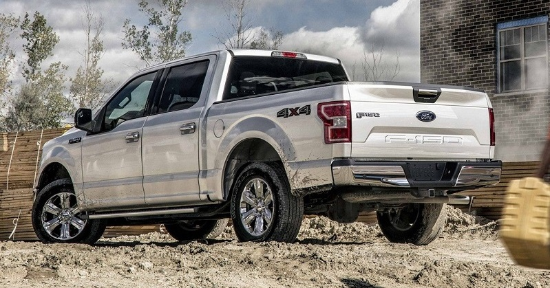 Bettendorf IA - 2019 Ford F-150's Overview