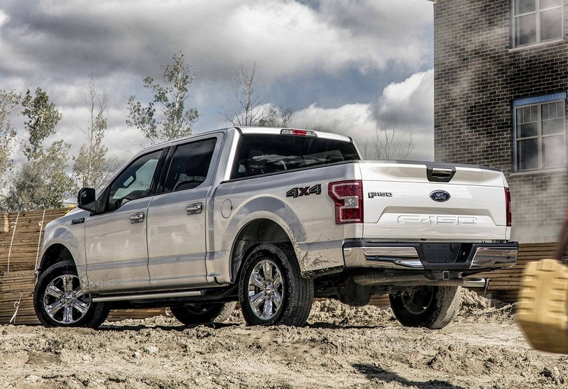 Davenport Buyers Guide - 2019 Ford F-150 Overview