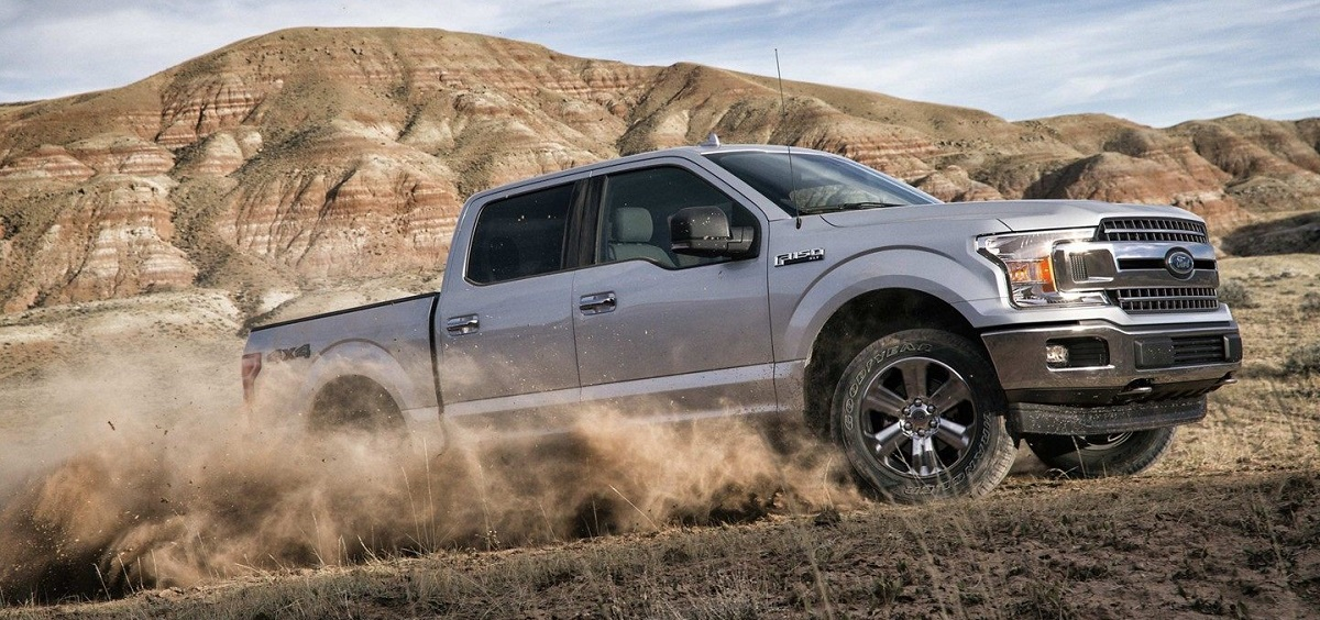 2019 Ford F-150 Lease and Specials in Maquoketa IA