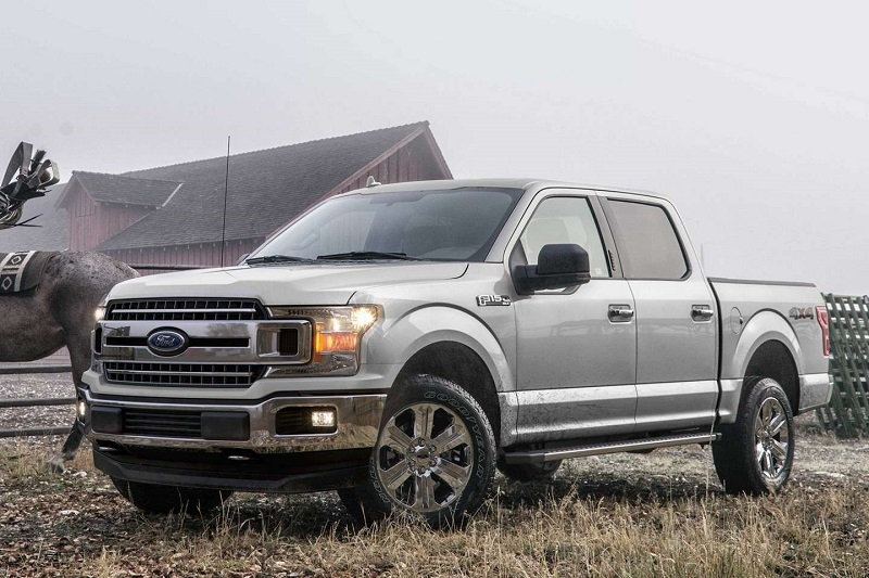 Ford repair in Maquoketa IA - 2019 Ford F-150
