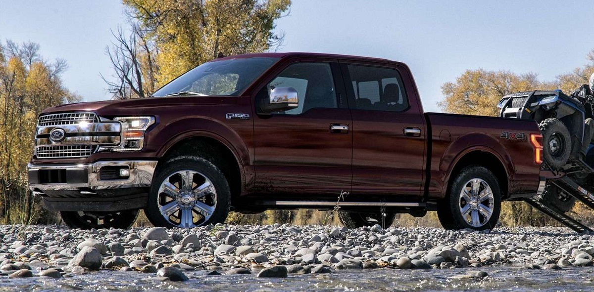 Platteville Buyers Guide - 2019 Ford F-150 Exterior