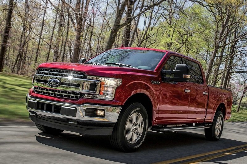 Maquoketa IA - 2019 Ford F-150 Overview