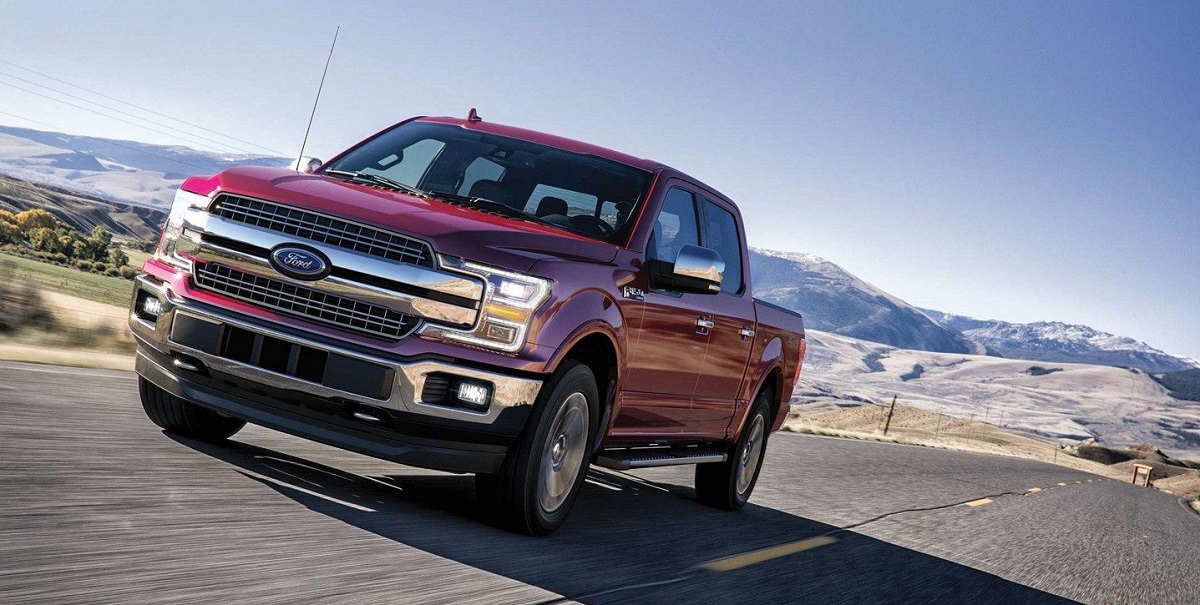Platteville WI Area - 2019 Ford F150 Lease and Specials