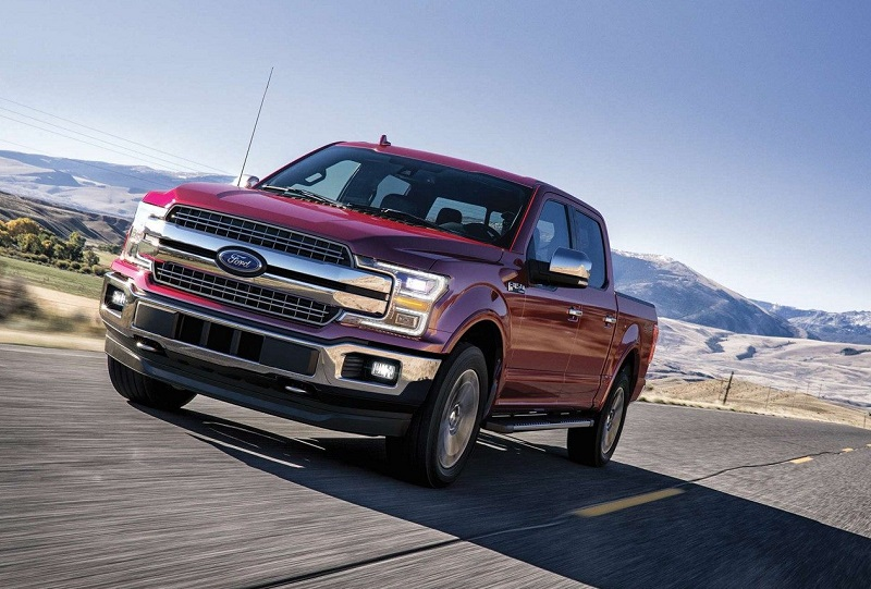 Davenport Area Review - 2020 Ford F-150