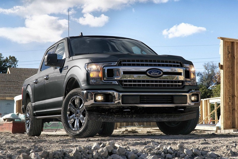Ford Transmission Repair in Parker CO - 2018 Ford F-150