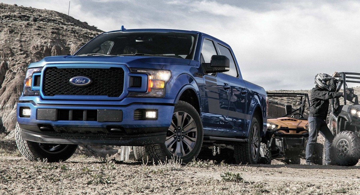 Ford dealership in Maquoketa Iowa - 2019 Ford F-150