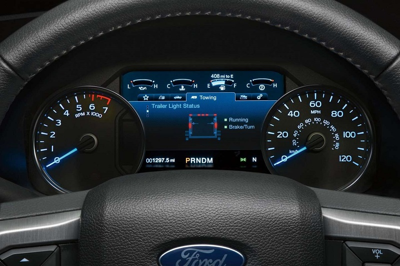 Platteville Buyers Guide - 2019 Ford F-150 Powertrain