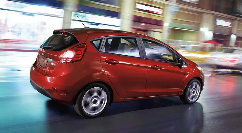 Dubuque IA - 2019 Ford Fiesta Overview