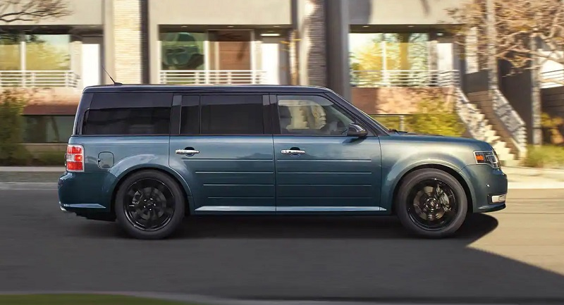 Clinton Iowa - 2019 Ford Flex Exterior