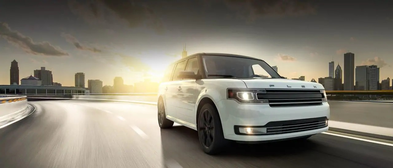Clinton Area 2019 Ford Flex