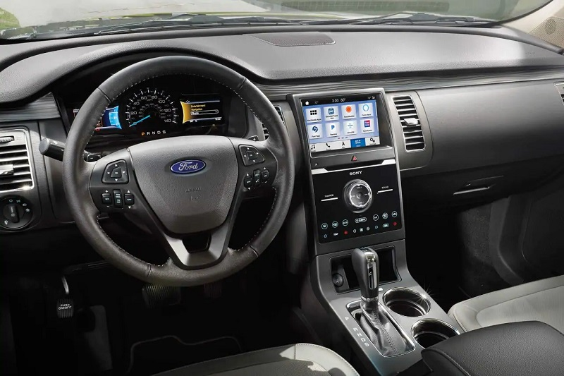 Clinton Iowa - 2019 Ford Flex Overview