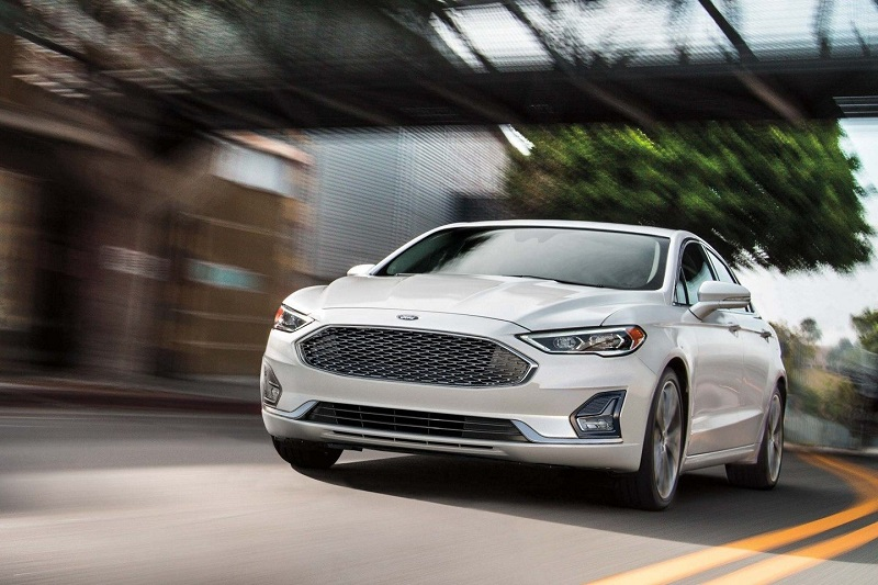 Dubuque Iowa - 2019 Ford Fusion Overview