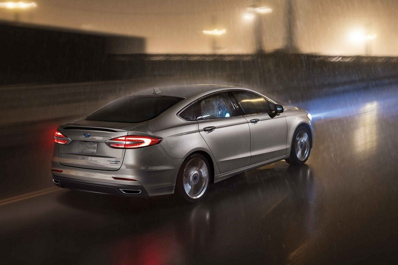 Dubuque Iowa - 2019 Ford Fusion Exterior