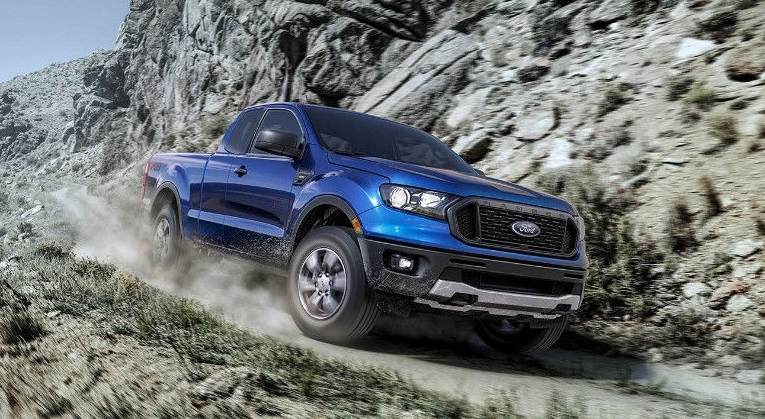 Platteville WI Area - 2019 Ford Ranger Overview