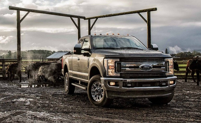 Eldridge IA - 2019 Ford Super Duty Exterior