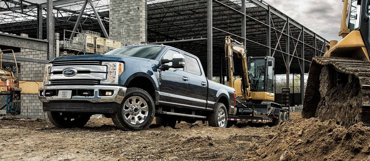 2019 Ford Super Duty for Sale near Bettendorf IA