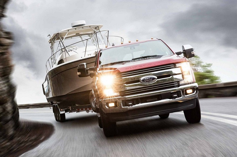 Bettendorf IA - 2019 Ford Super Duty Overview