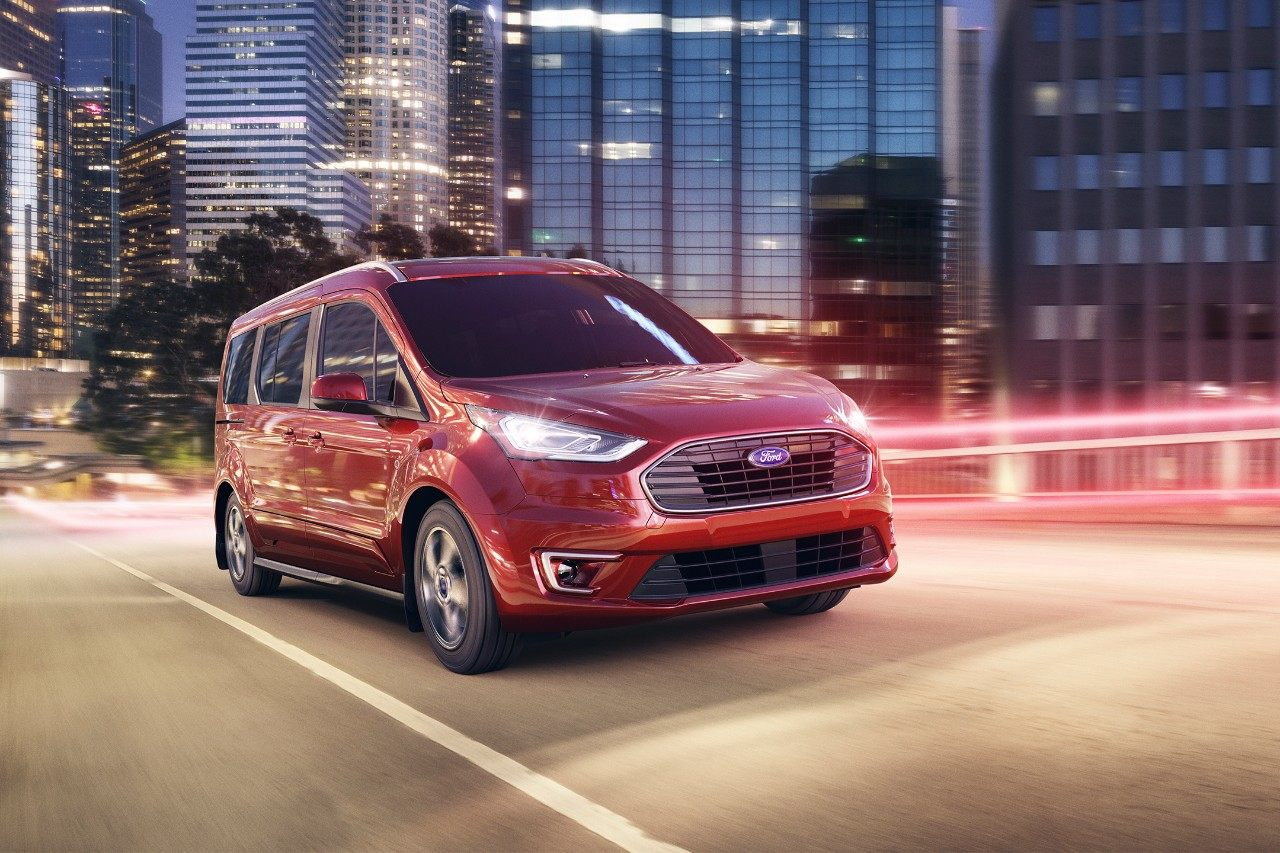 Dubuque Iowa - 2019 Ford Transit Connect